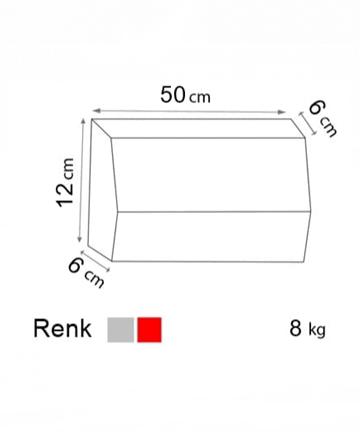 Çizgili-Bordür-ölçüleri