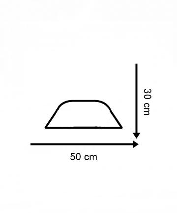 Kasis Taşı 50x30 Ölçüleri
