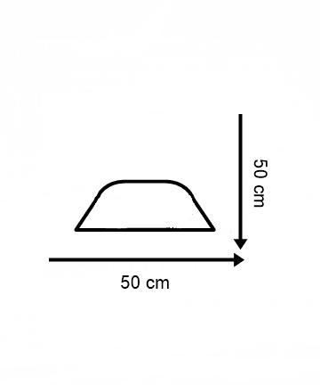 Kasis Taşı 50x50 Ölçüleri