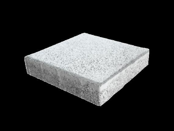 Kumlamalı 30x30 beyaz